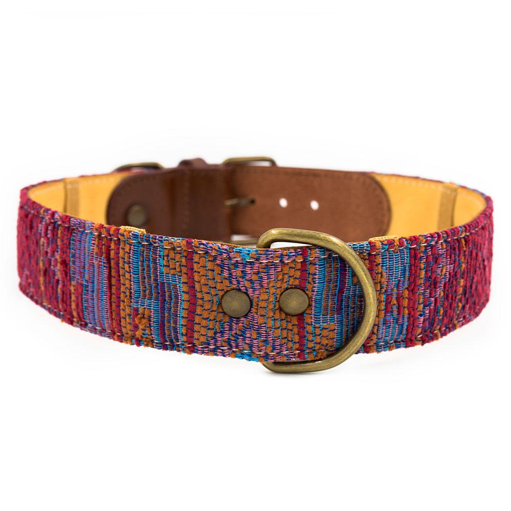 Cholo Dog Collar