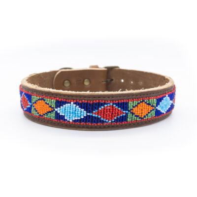 Collar Camerún con forro de nobuk
