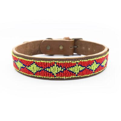 Collar Malaui en nobuck